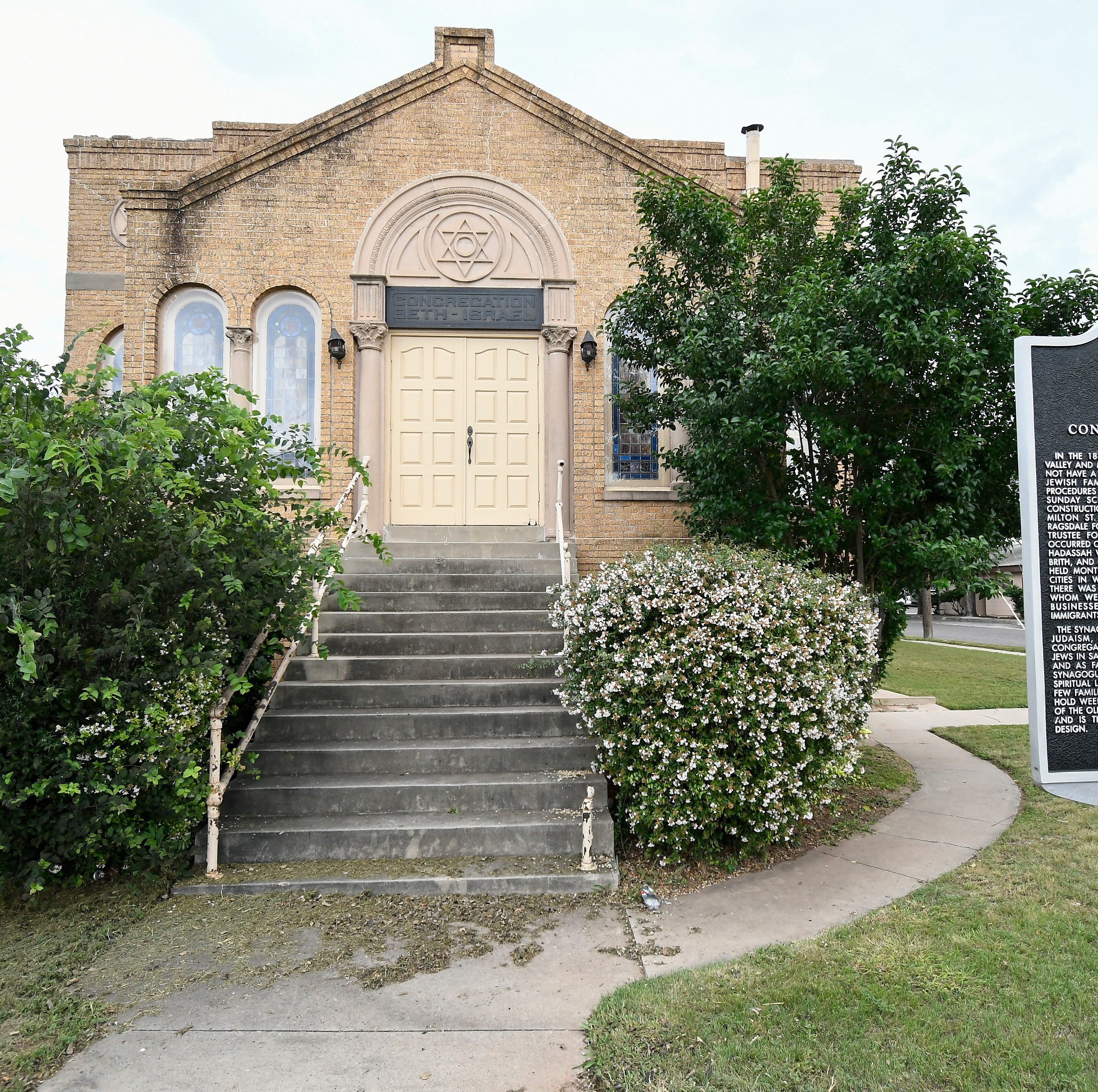Congregation Beth-Israel's synagogue marks 90 years in San Angelo