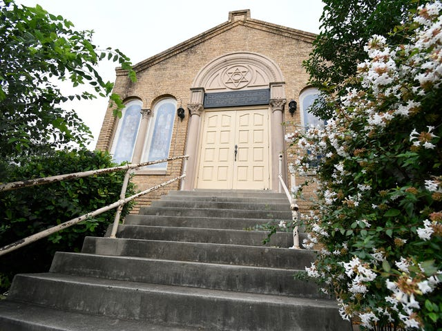 Congregation Beth Israel's synagogue marks 90 years in San Angelo