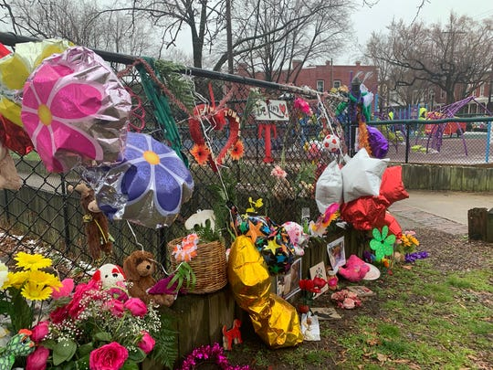 A public outpouring for Tommie the pit bull as seen at this memorial in Richmond led to Virginia lawmakers approving a bill to increase animal cruelty penalties.
