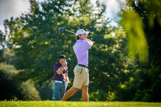 Philip Barbaree Jr. finished third as the LSU Tigers won The Prestige inn La Quinta, California, this week.