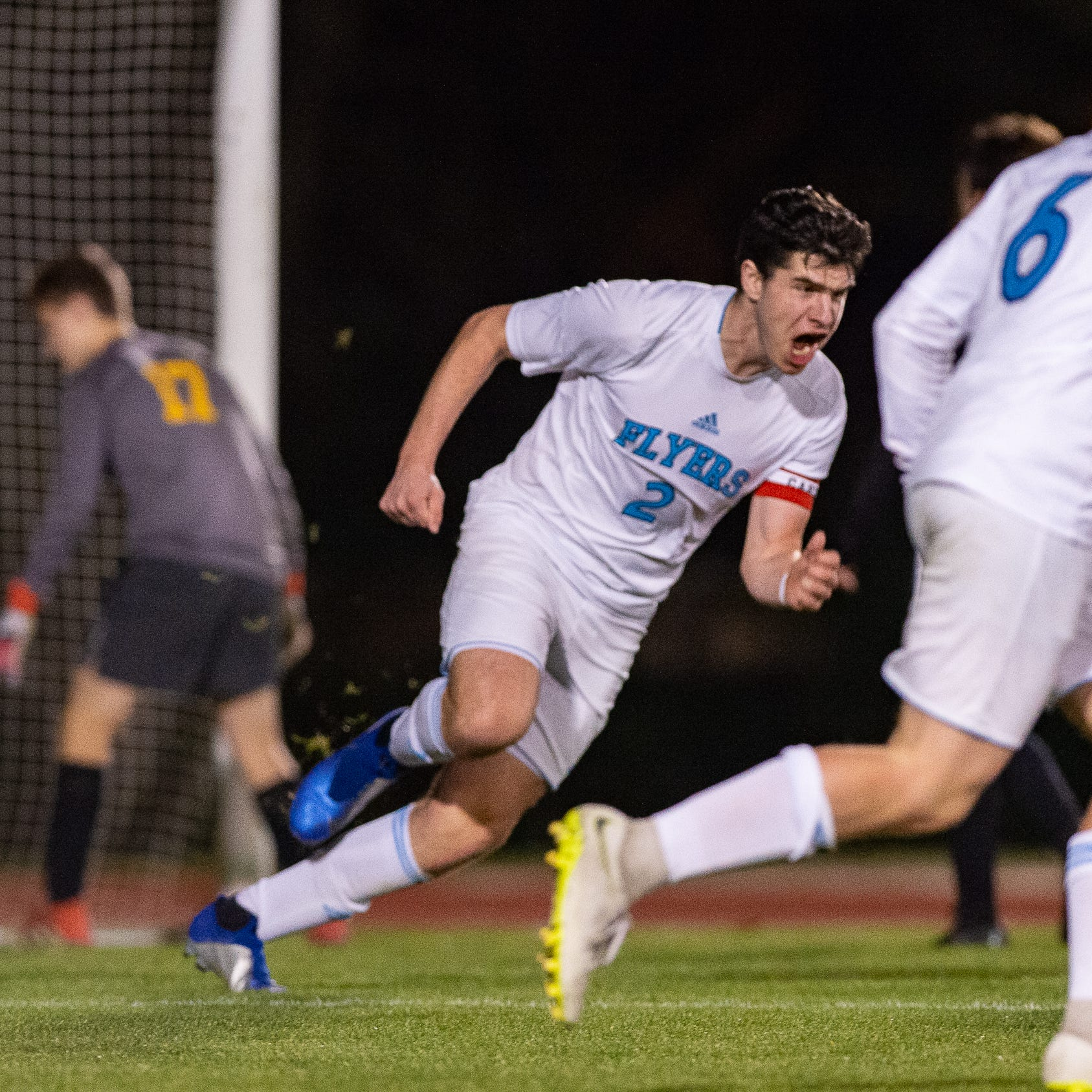 Wild ride in soccer title game symbolic of Loyola's season
