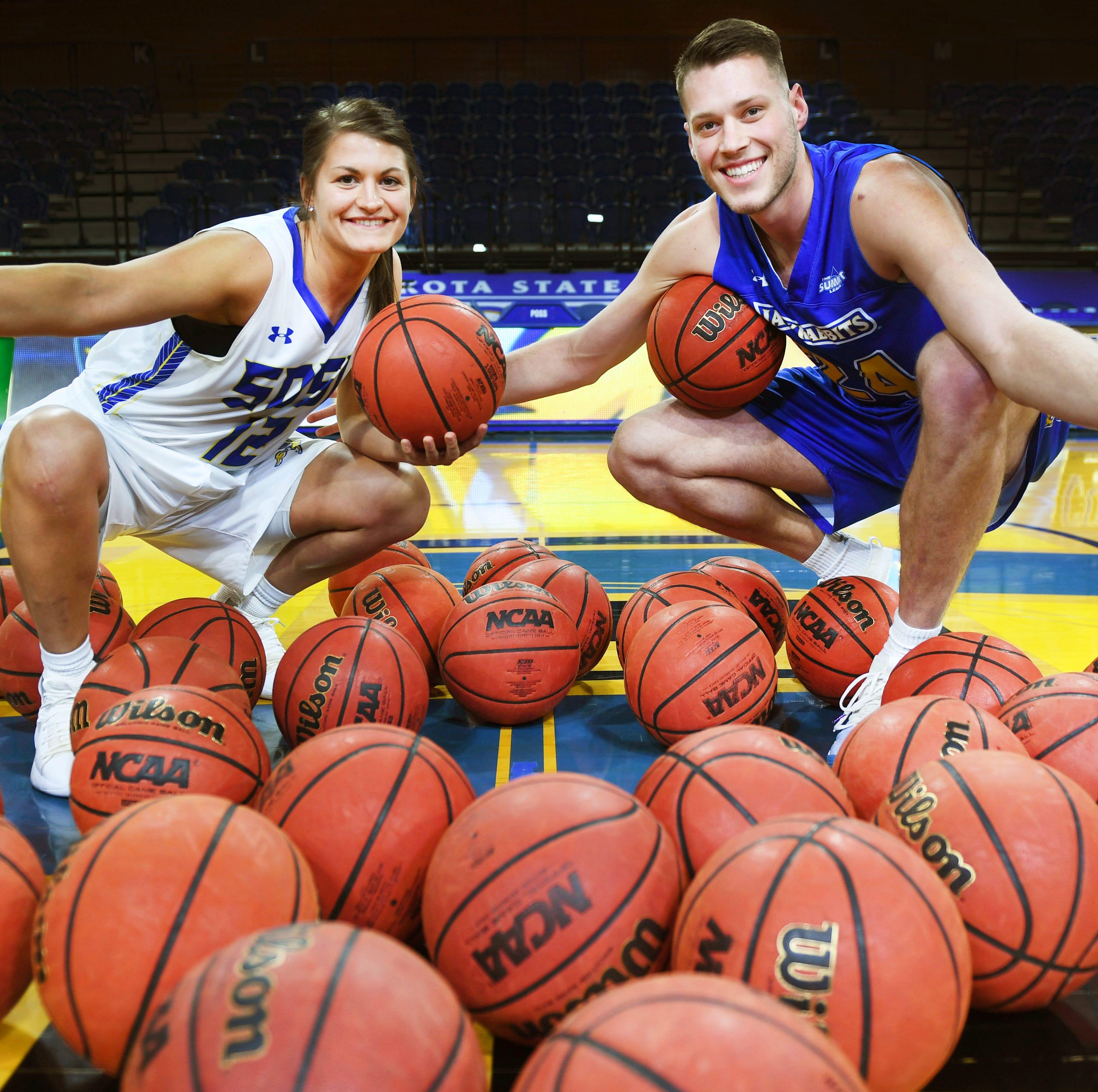 True Blue: Senior standouts form dynamic duo at SDSU
