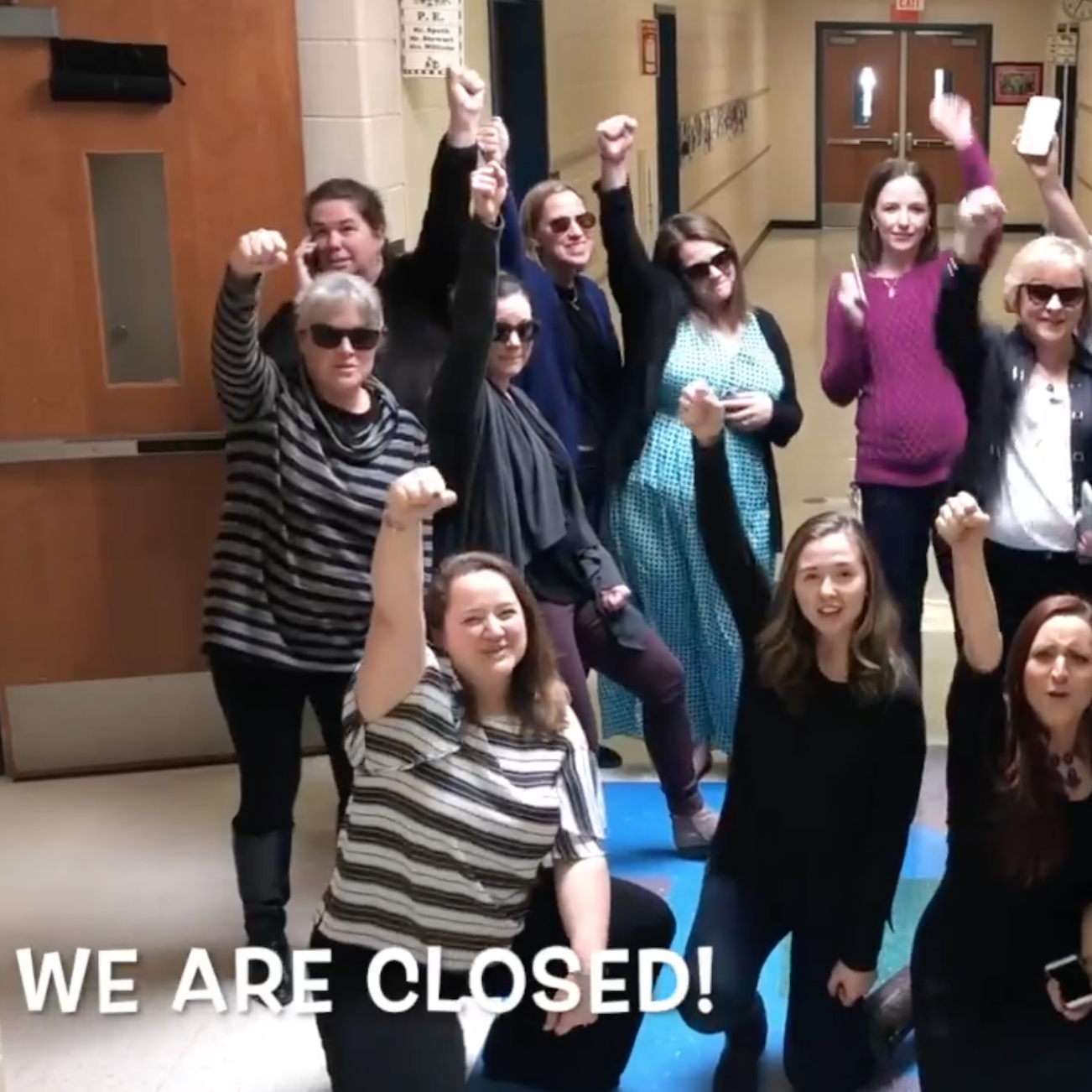 Clymore teachers write movie-inspired song about snow days
