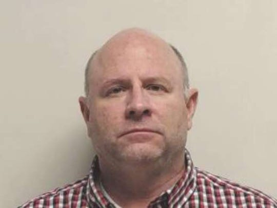 David Moss, a former St. George Police Department lieutenant was arrested Tuesday in connection with a human trafficking sting.