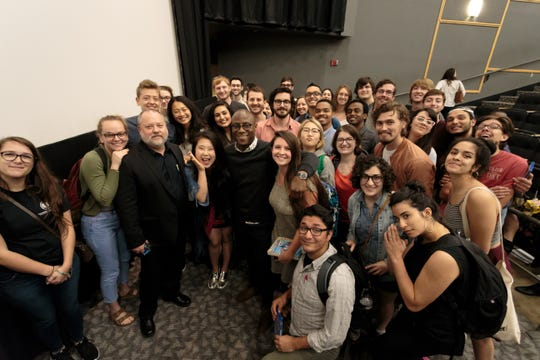 """In 2017, Barry Jenkins thrilled students and staff with his visit to Florida State after winning an Oscar for his film """"Moonlight."""" Jenkins is nominated again for an Academy Award at the 91st Oscars this Sunday."""