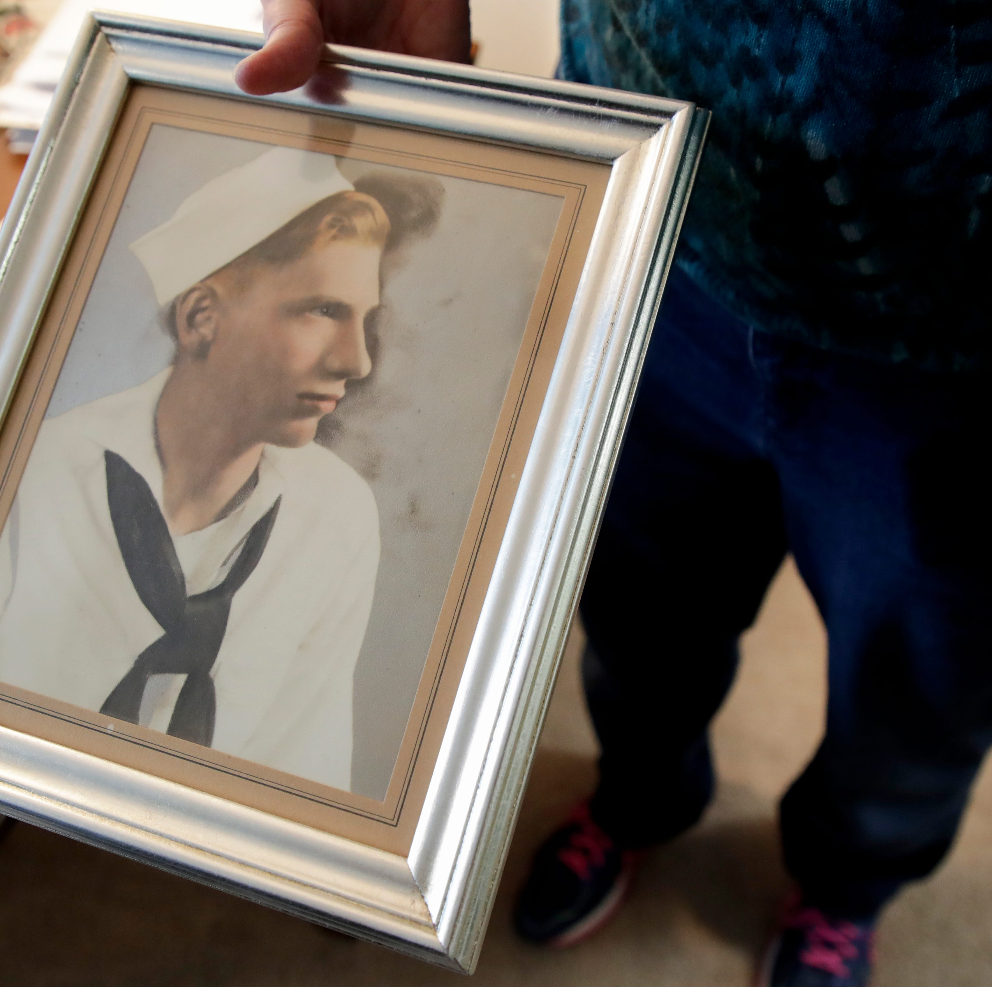 Sailor killed in Pearl Harbor deserves hero's homecoming as he is laid to rest in Tallahassee