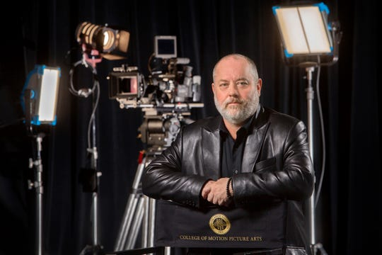 Reb Braddock has been part of the FSU film school for 30 years. He was named dean of the College of Motion Picture Arts in June 2017.