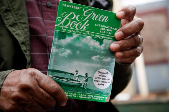 Green books were used to help African Americans find places to travel where they wouldn't be harassed. The Imperial Hotel in Thomasville, Ga. was listed in the book.