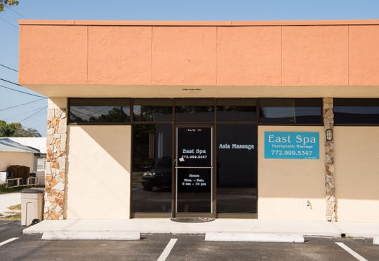 East Spa, 2345 14th Ave., Suite 10, Vero Beach