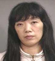 Lanyun Ma, 49, of Orlando, was charged with human trafficking, racketeering, unlawful transportation for the purpose of prostitution, deriving support from proceeds of prostitution and engaging in prostitution.