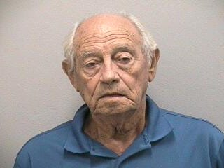 Bobby J. Moon, 81, of Hobe Sound, charged with use of a structure or conveyance for prostitution, soliciting prostitution