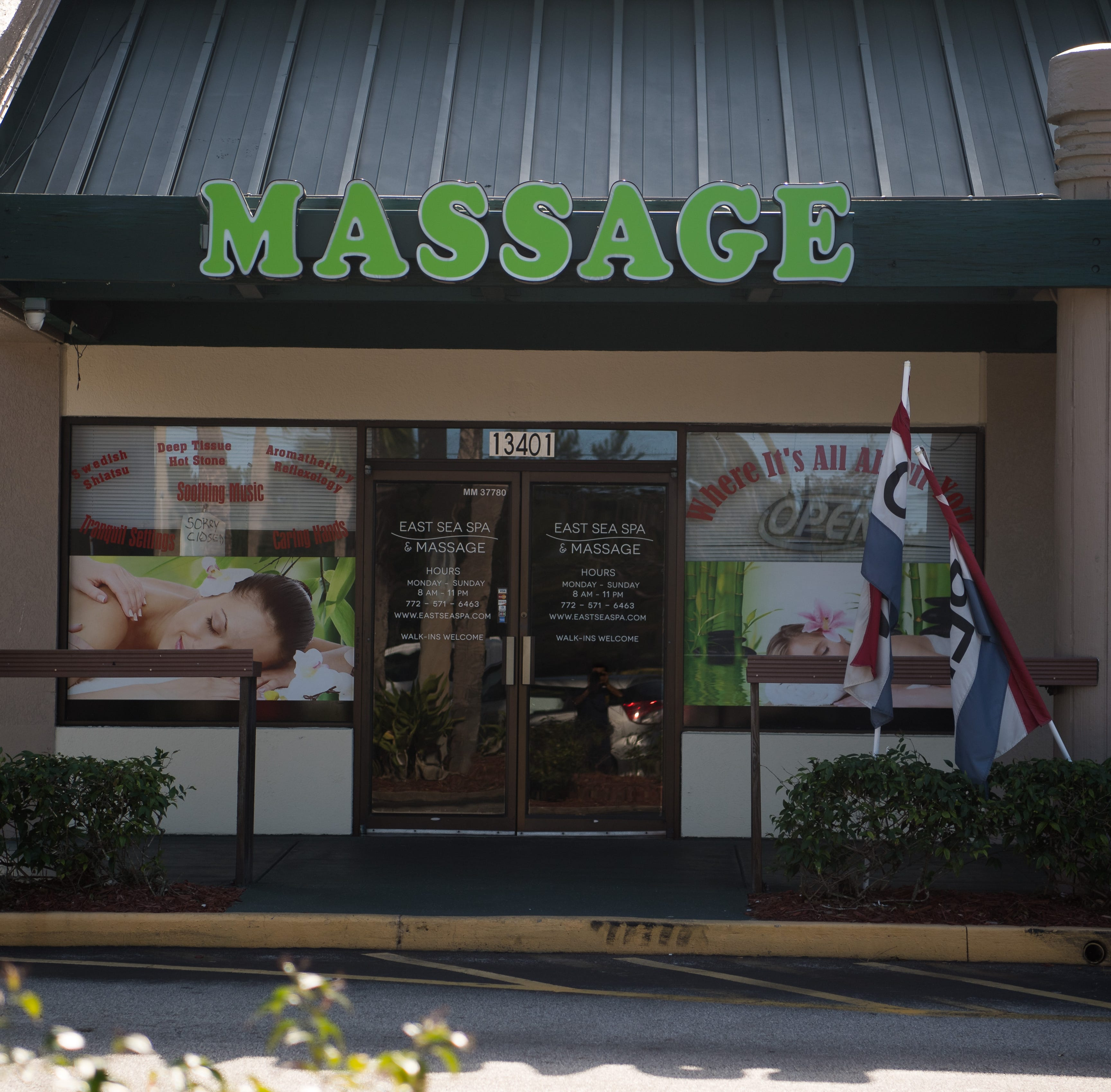 Indian River County judges rule video evidence cannot be used in sex spa cases