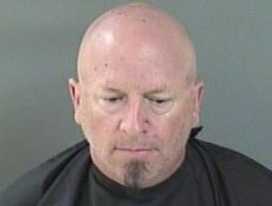 Adam Read Palma, 54, of Indian River County, charged with soliciting prostitution