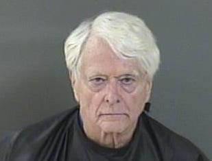 John R. Sexton III, 77, of Sebastian, charged with soliciting prostitution