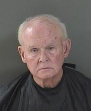 Kenneth Lee Wessel, 75, of Indian River Shores, charged with soliciting prostitution