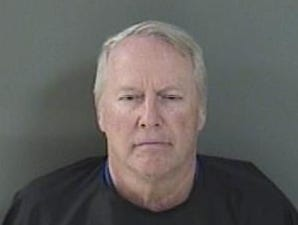 Walter Hirth Dimling, 75, of Indian River Shores, charged with two counts of soliciting prostitution