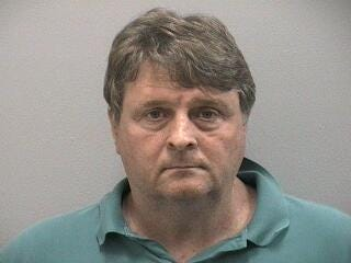 Robert Ritter, 60, of Palm City, charged with use of a structure or conveyance for prostitution, soliciting prostitution