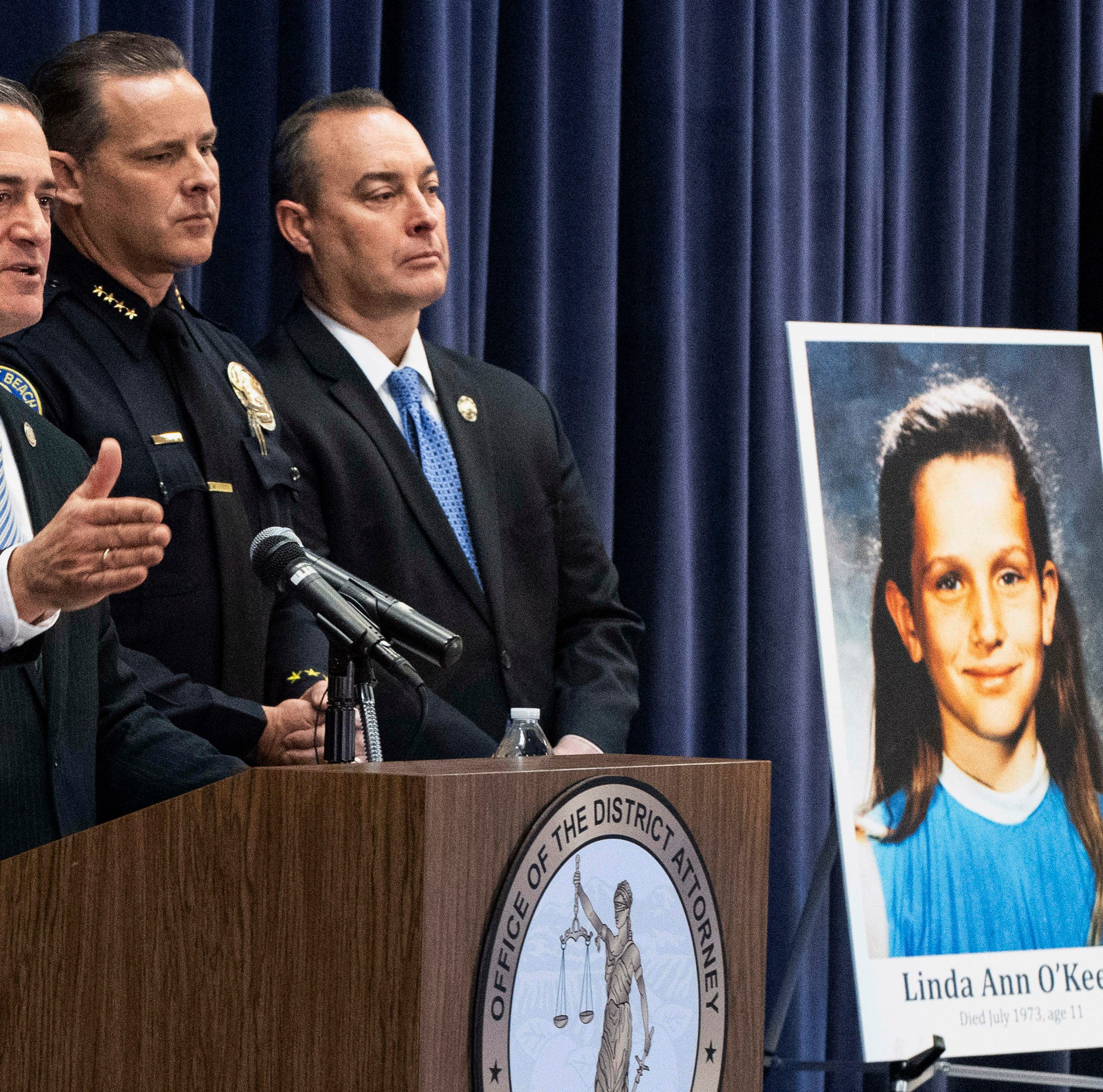 Arrests made in 2 Southern California child death cold cases
