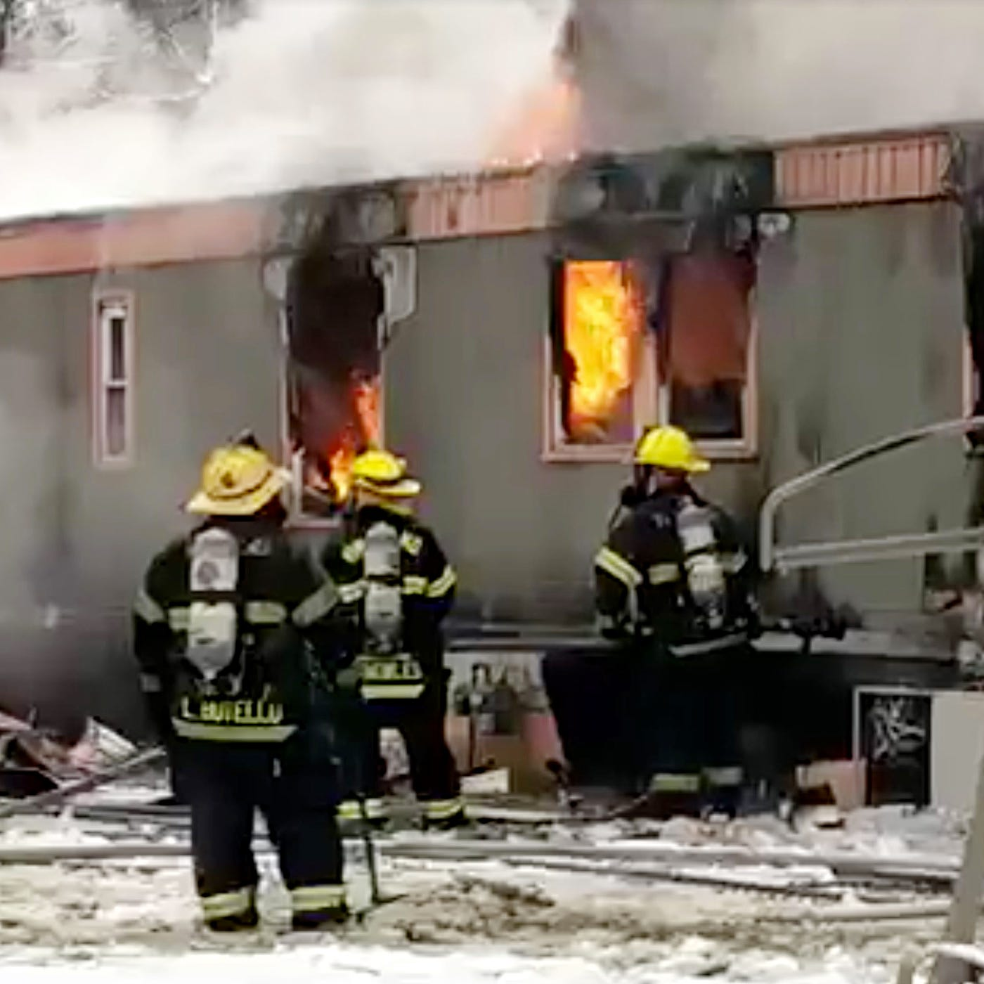 Police ID woman killed in Vineland mobile home fire