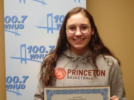 "Briarcliff girls basketball's Madeline ""Maddie"" Plank is the Con Edison Athlete of the Week"