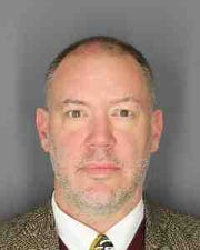 Stefan Malgarinos pleaded guilty to second-degree grand larceny, a felony, the Westchester County District Attorney's office said.