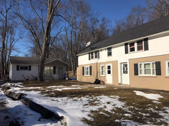Jason Mendez lived in the second of four apartments on 91 Toleman Road in Washingtonville, New York.