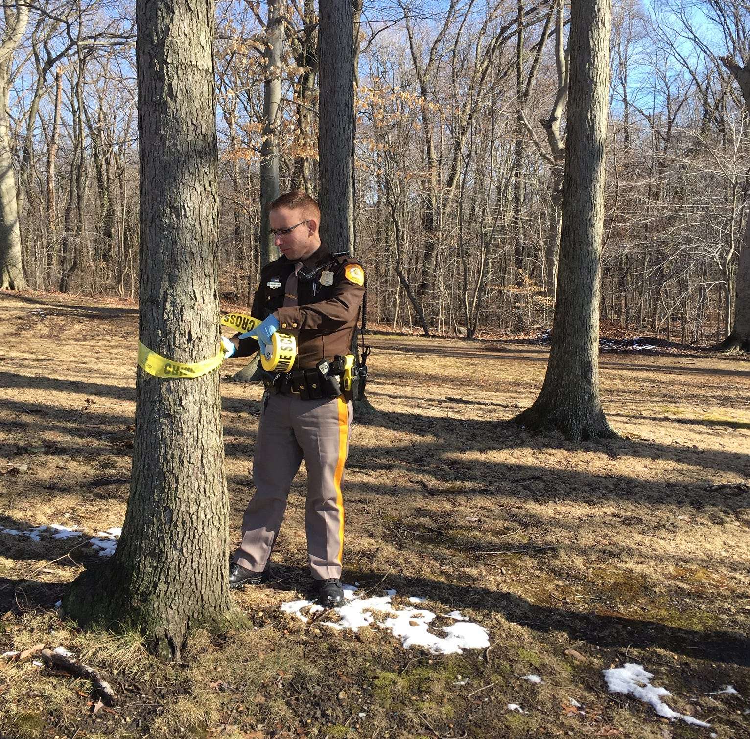 Police find body in Banning Park