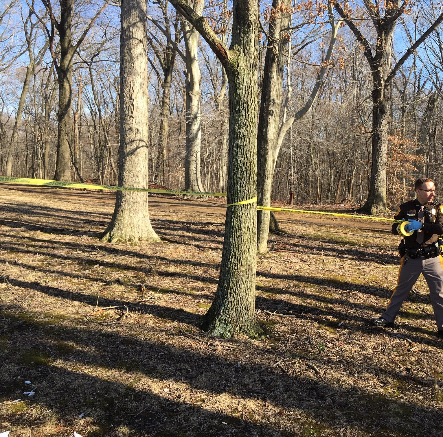 Banning Park death 'not suspicious,' county police say