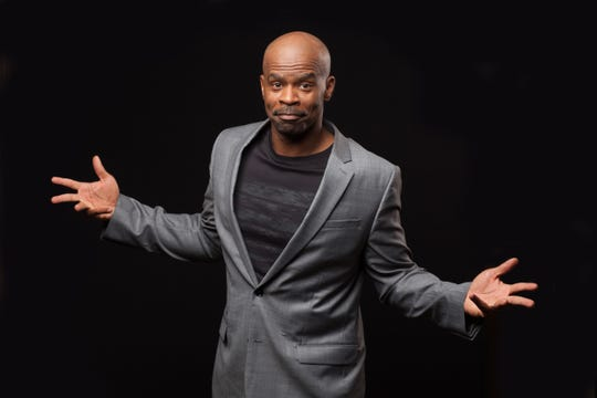 Comedian Michael Jr. will perform at Simpson University this week.