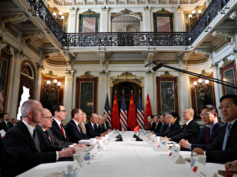 Resumption of high-level US-China trade talks raises hopes
