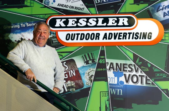 Bob Kessler was drafted by the New York Mets baseball organization out of high school. He pitched against future major leaguers like soon-to-be Cincinnati Reds shortstop Dave Concepción, among others. But when his baseball career ended he came home and started Kessler Sign Company, which has been in Zanesville for 45 years.