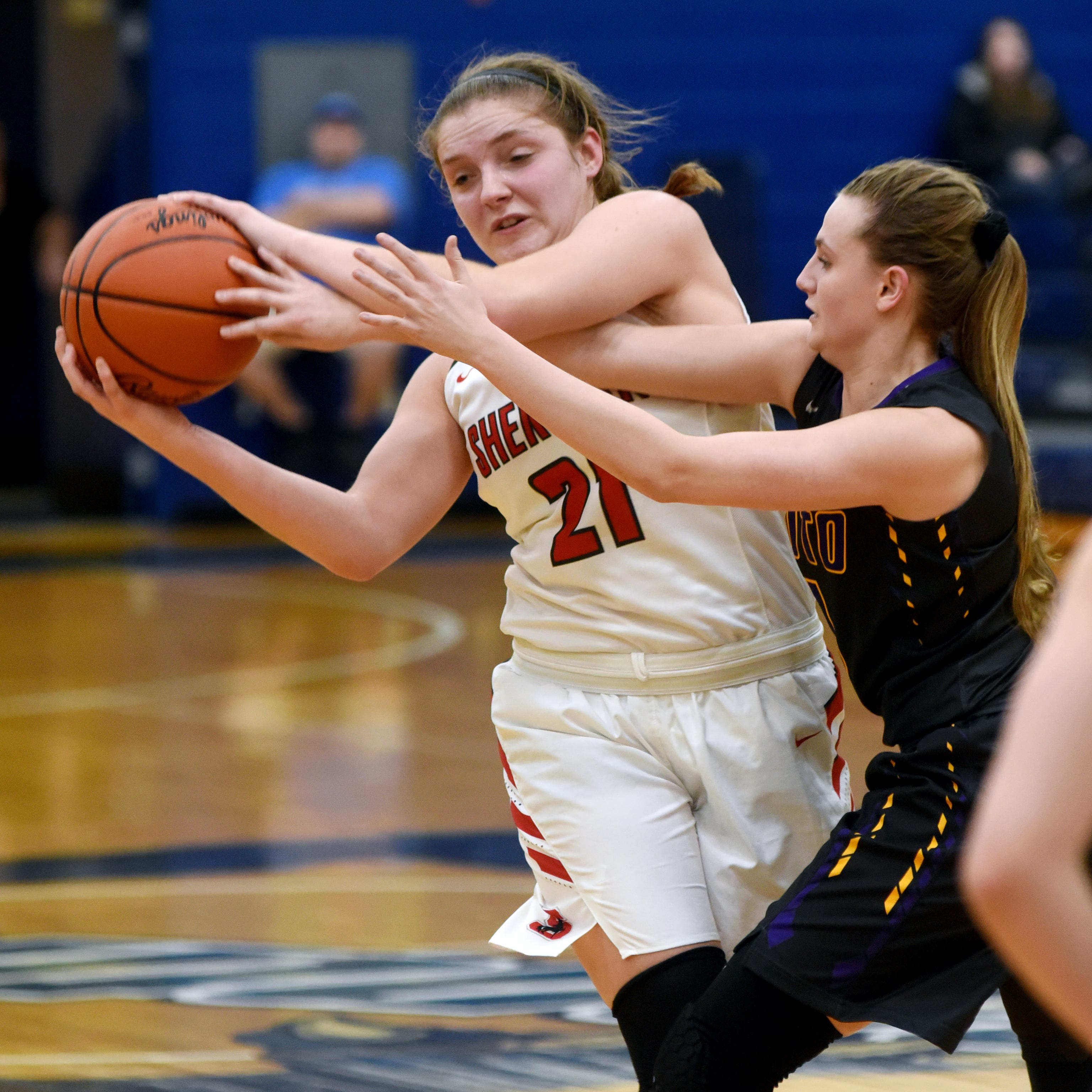 Getting defensive: Sheridan nips Unioto in district semi