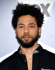 Actor/singer Jussie Smollett