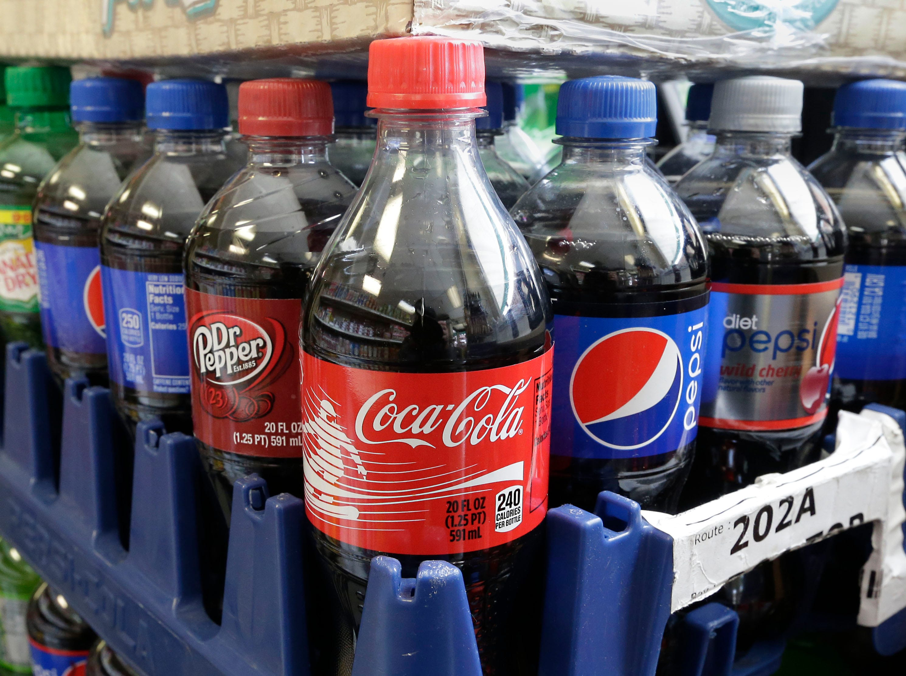 California lawmakers propose soda tax, ban on jumbo-sized sugary drinks