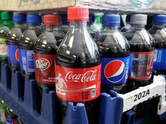 Philadelphia's soda tax took effect in 2017.