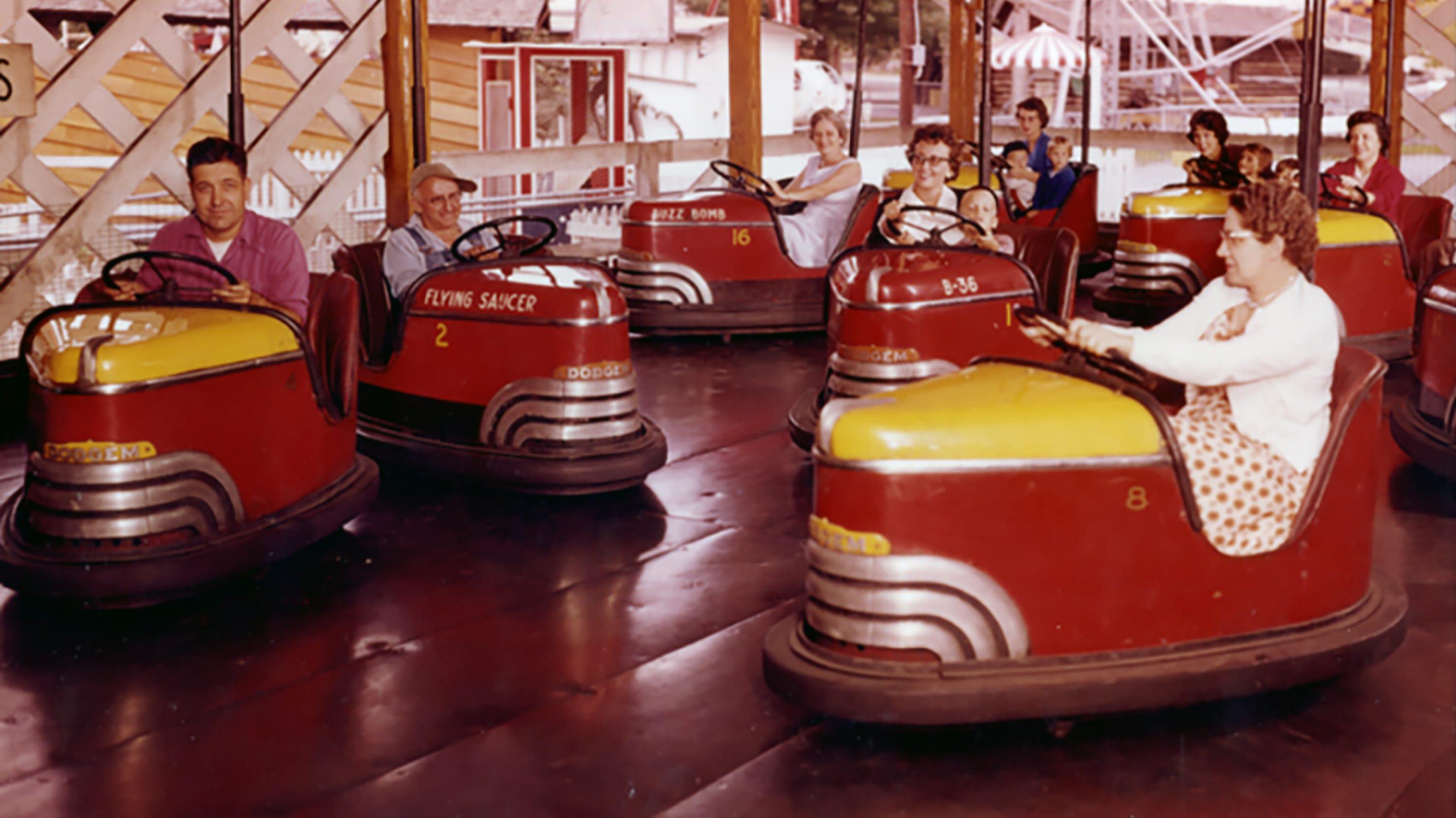 Bumper Cars: A Crash Course On The Classic Amusement Park Ride