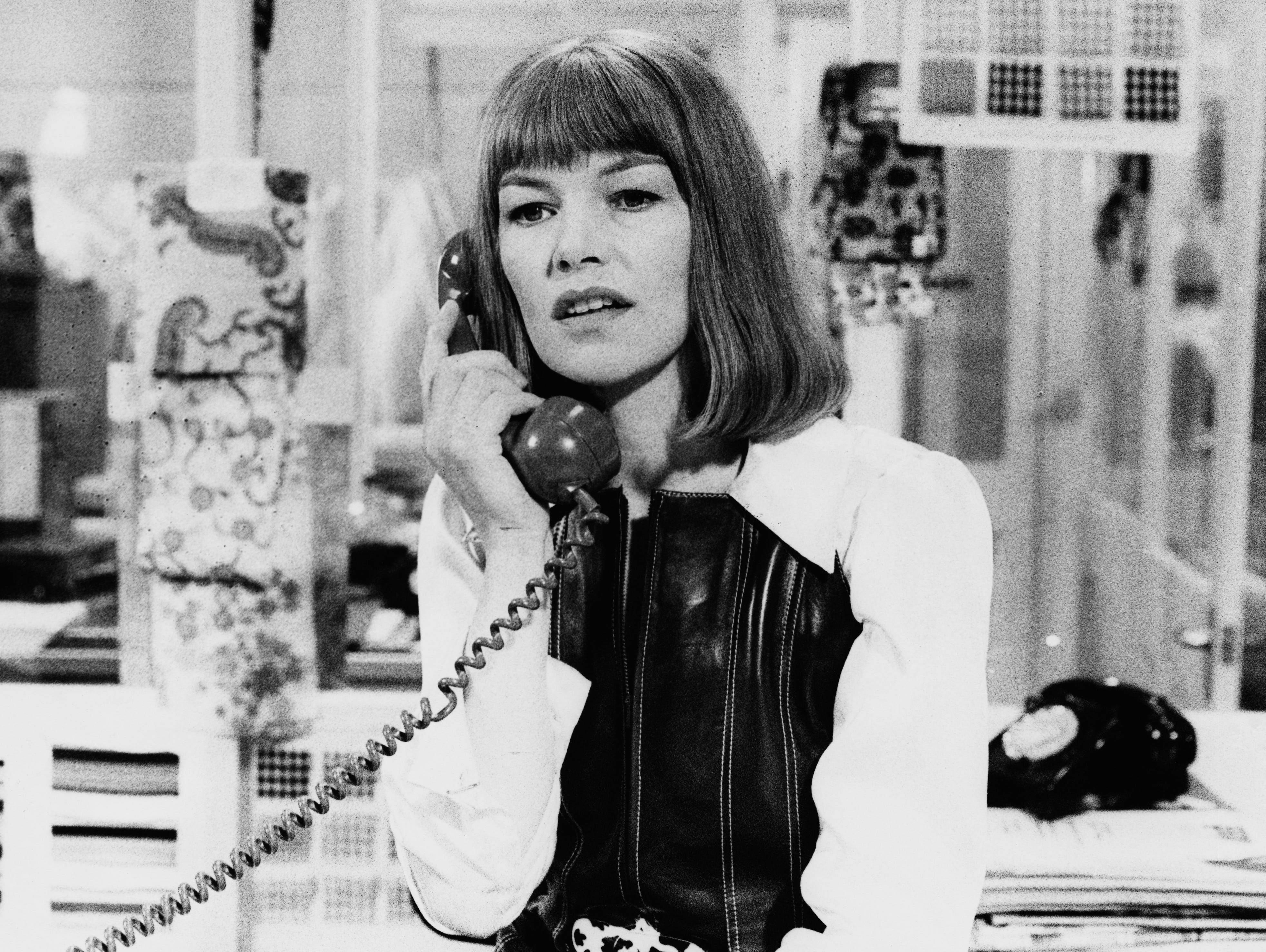 ONE TIME USE 2/21/2019 Glenda Jackson as Vicki Allessio in the 1973 film A Touch of Class. (Photo by John Springer Collection/CORBIS/Corbis via Getty Images)