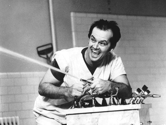 """The Oregon State Hospital Museum of Mental Health will host a special screening of """"One Flew Over the Cuckoo's Nest"""" Oct. 7 at Salem Cinema."""