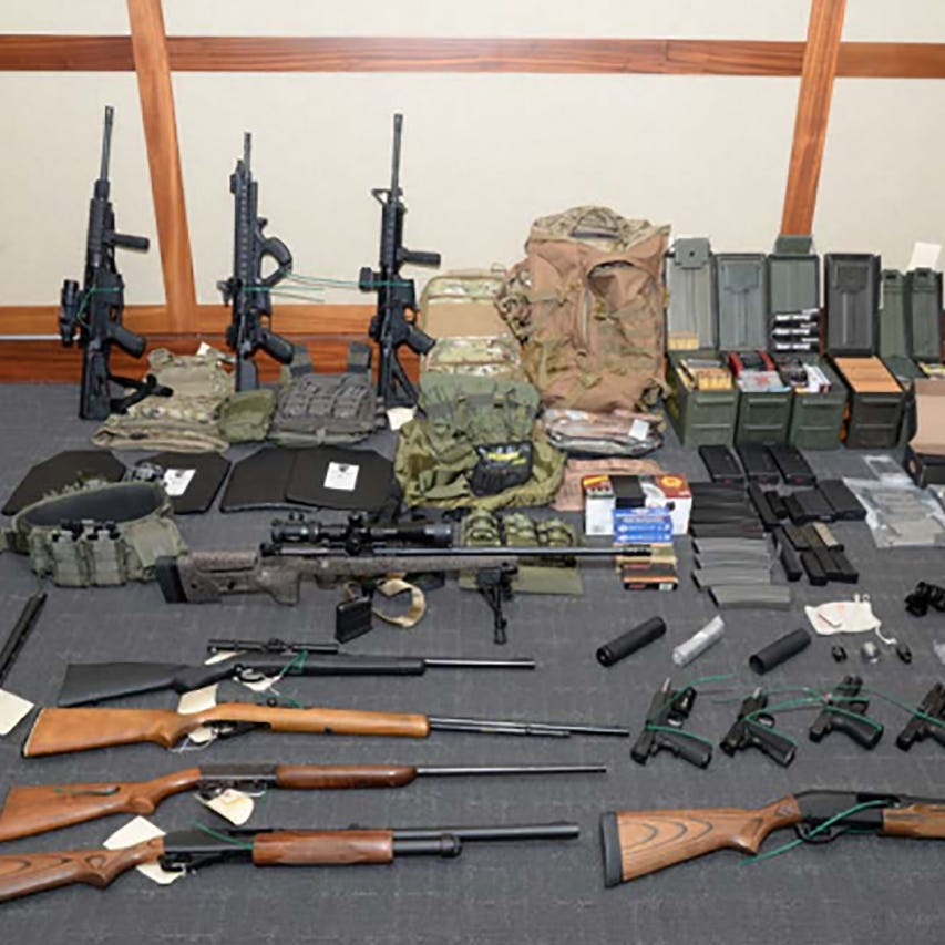 Coast Guard officer planned terror attack to 'kill almost every last person,' feds say