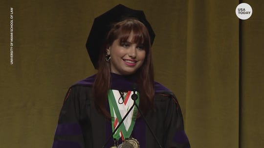 She may be Florida's first lawyer with autism. And she's out to change lives and minds