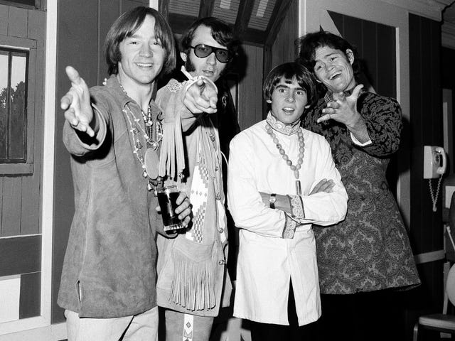 cbc5ae16b The Monkees' Peter Tork dead at 77