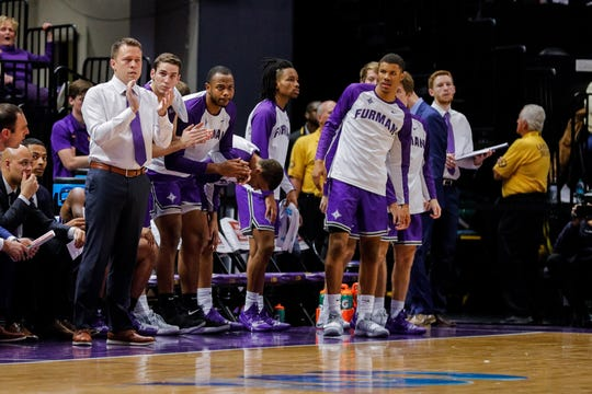 Furman has a chance to make the Southern Conference a two or three-team league with NCAA tournament bids come Selection Sunday.