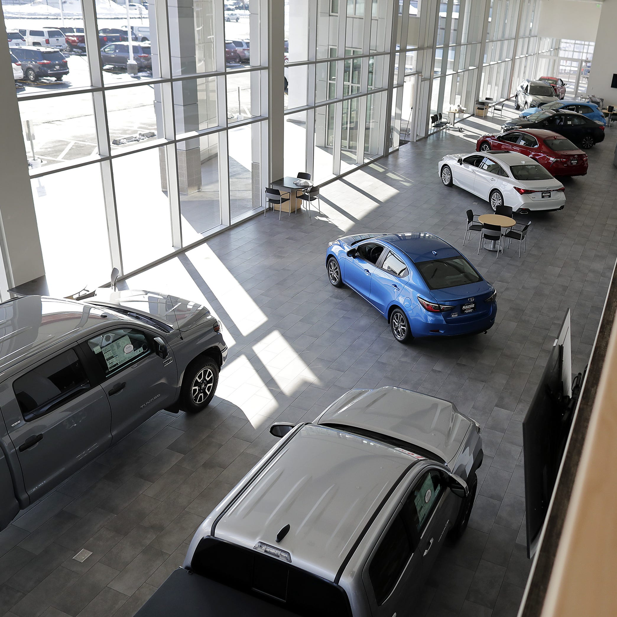 The Buzz: Kolosso Toyota to open $6.5M facility Monday