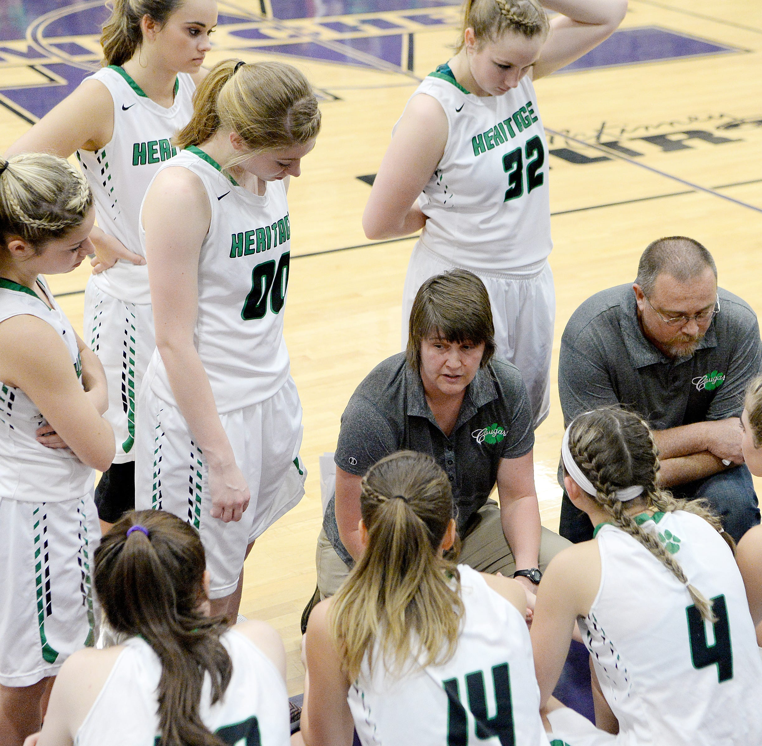 Lady Cougars complete perfect regular season