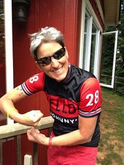 Laurey Masterton, an avid cyclist, died in 2014 after a long, courageous battle with cancer.