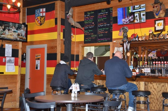 Territorial Brewing Co. in Springfield offers plenty of German-inspired lunch selections, dinner options and brews.