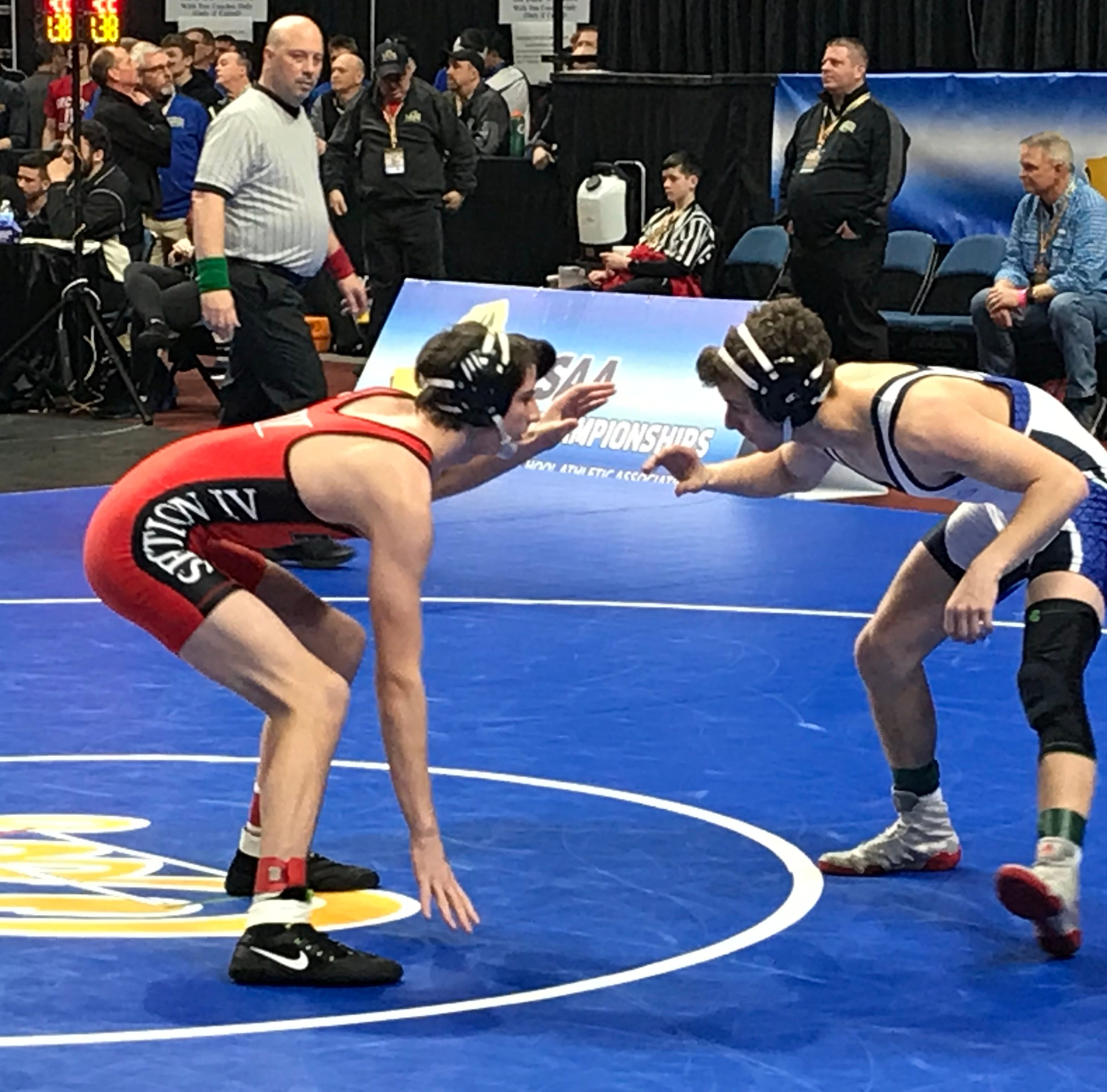H.S. Wrestling: Section 4 advances 12 into D-II semifinals