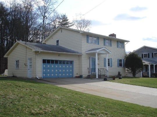 3816 Pembrooke Lane, Vestal, was sold for $237,500 on Dec. 10.