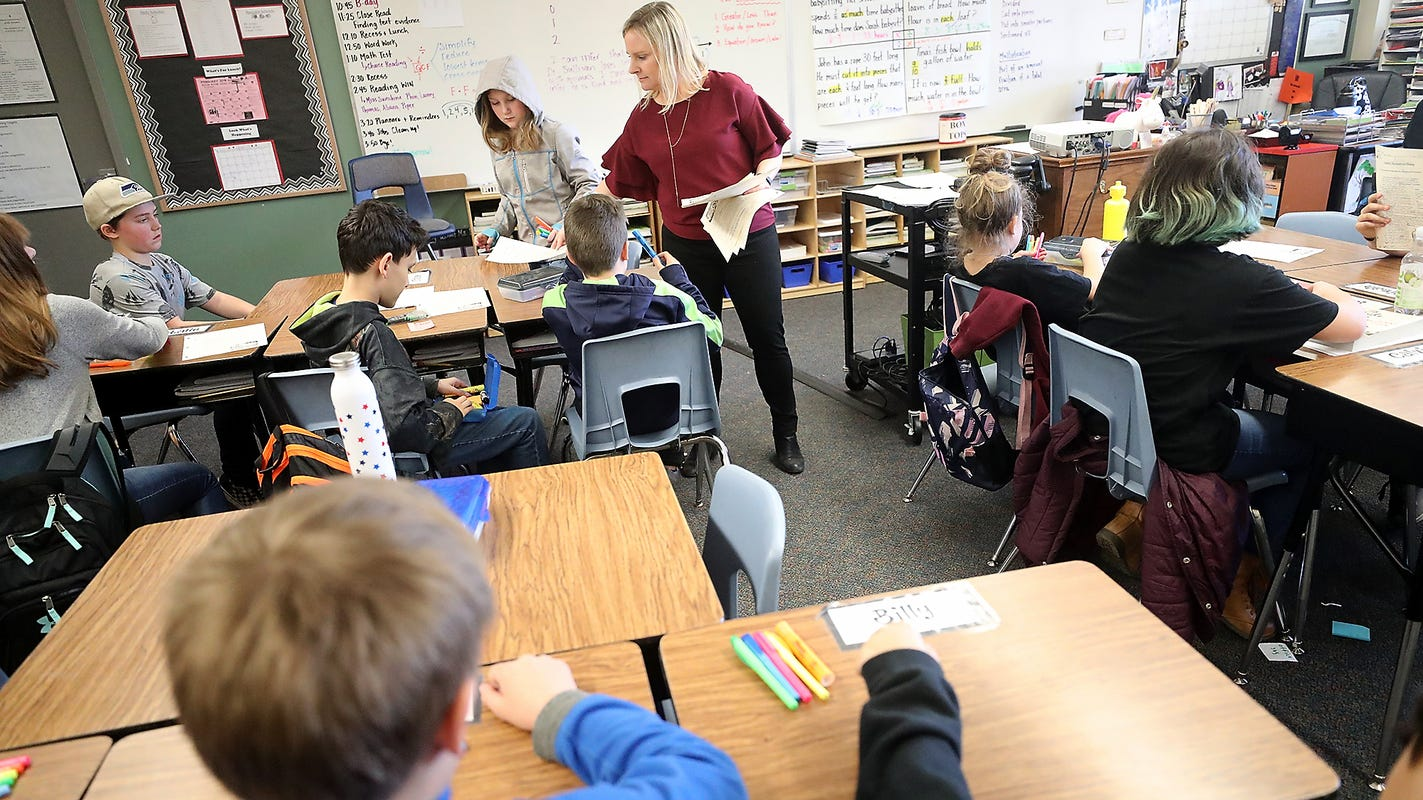 Despite the state's increased school funding, taxes could