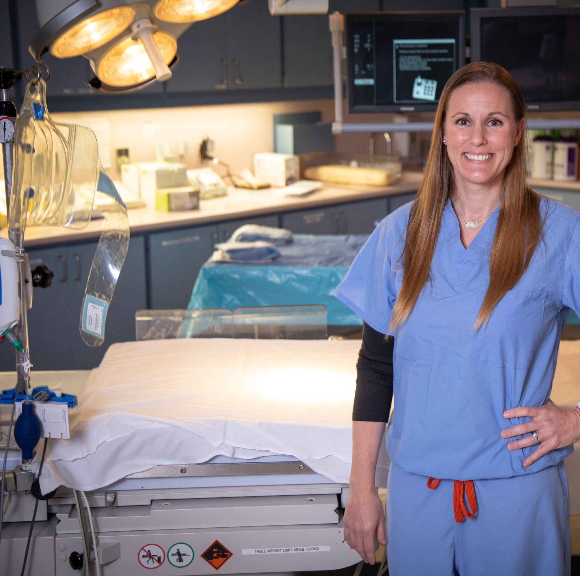 Health Pro: Nurse is a master at keeping your heart ticking